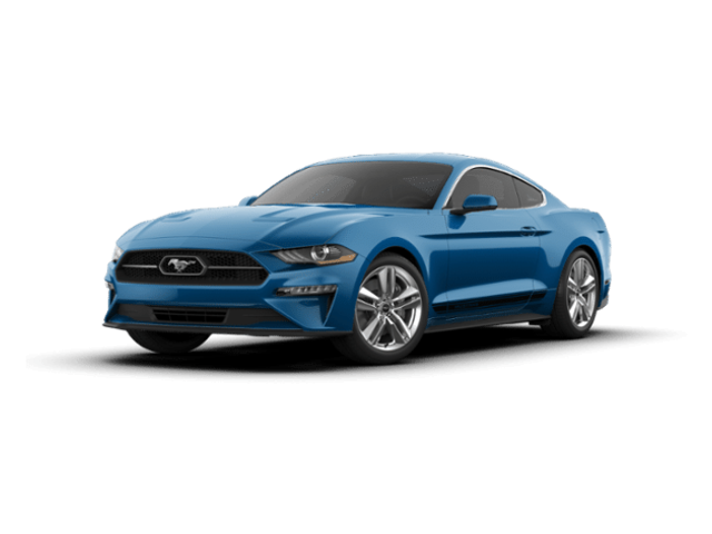 New 2019 Ford Mustang Ecoboost Premium Coupe 1FA6P8TH9K5116296 in Rochester, New York, at West Herr Ford of Rochester